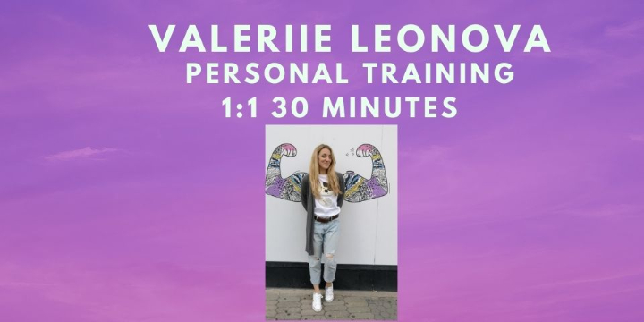 $15 for Intro Offer/ 1:1 training  with  Valeriie Leonova at Alana Life & Fitness (88% discount) - Partner Offer Image