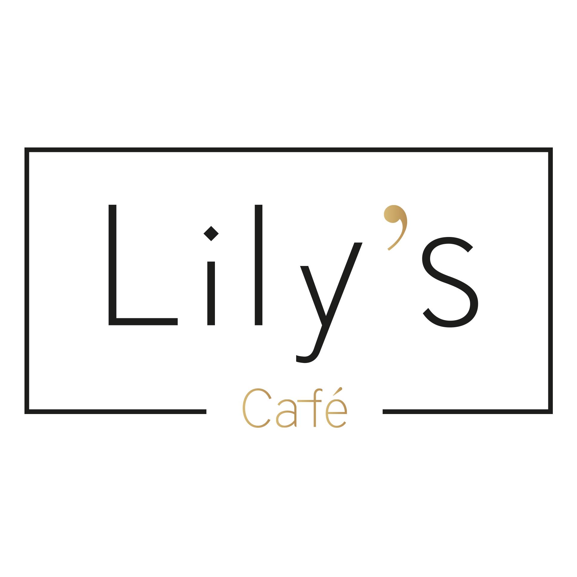 Lily Cafe Logo