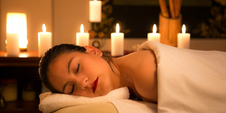 Spring relaxation 90min. massage for one - Only $90 for 90-minute Massage! (BUY NOW) offer image