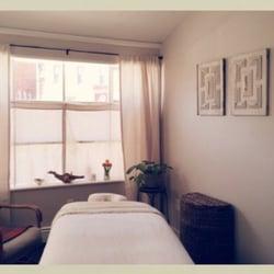 Saltwater Massage Studio Logo