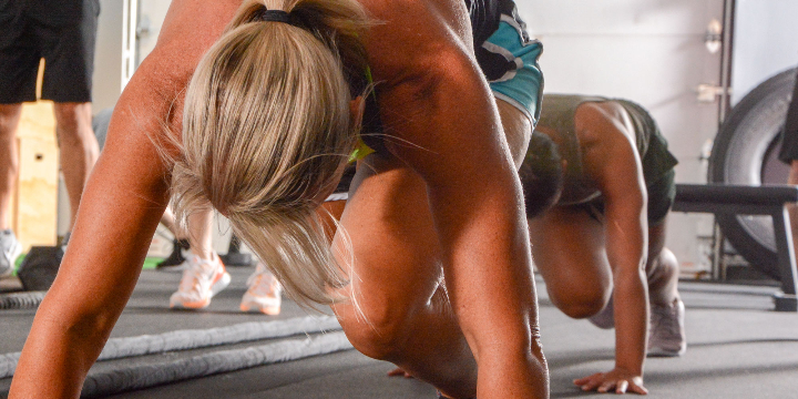 $100 for One Month Unlimited Groups at Evolve Health and Fitness offer image