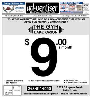 Orangetheory Fitness Auburn Hills/Lk Orion,MI#144 Logo
