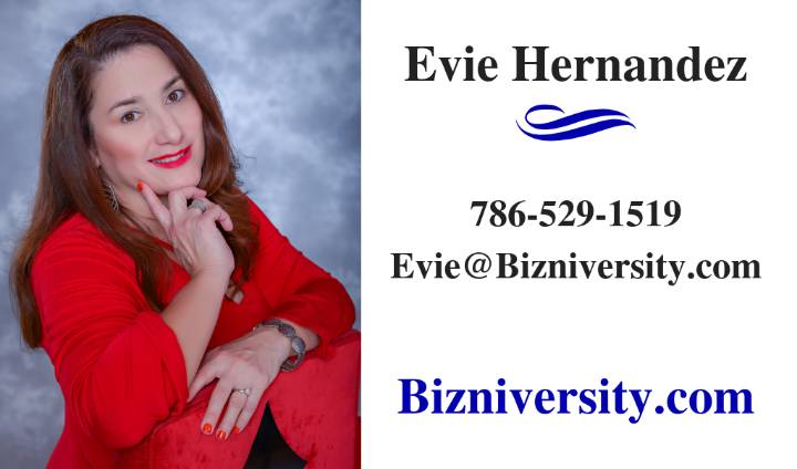 Evie Hernandez About Us Image