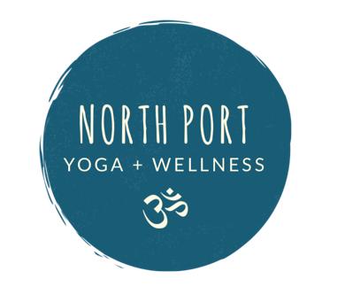 North Port Yoga Logo
