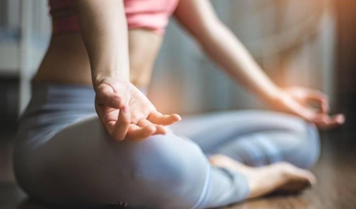 Restorative Yoga image