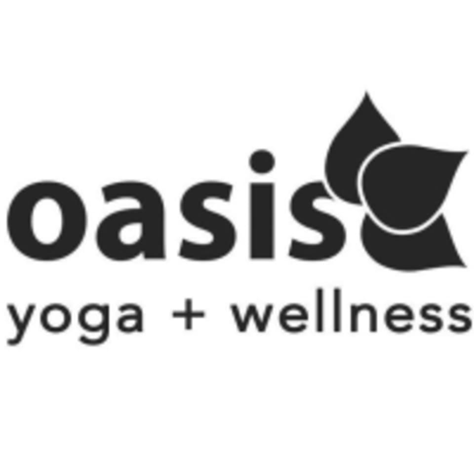Oasis Yoga  Wellness Logo
