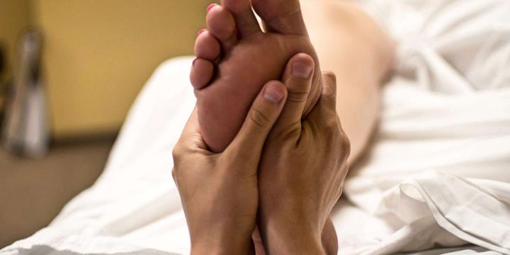$50 for Reflexology  at Massage Addict - Maple (38% discount) - Partner Offer Image