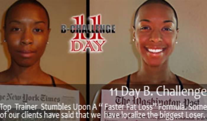 11 Day B. Challenge