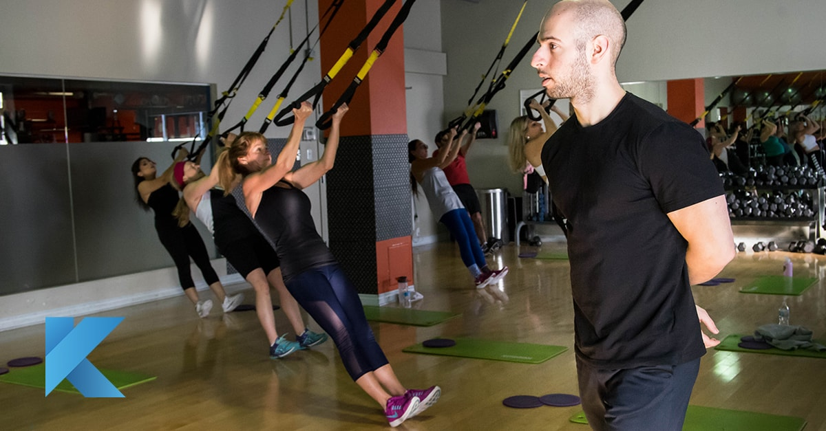 Specialty Classes - TRX image