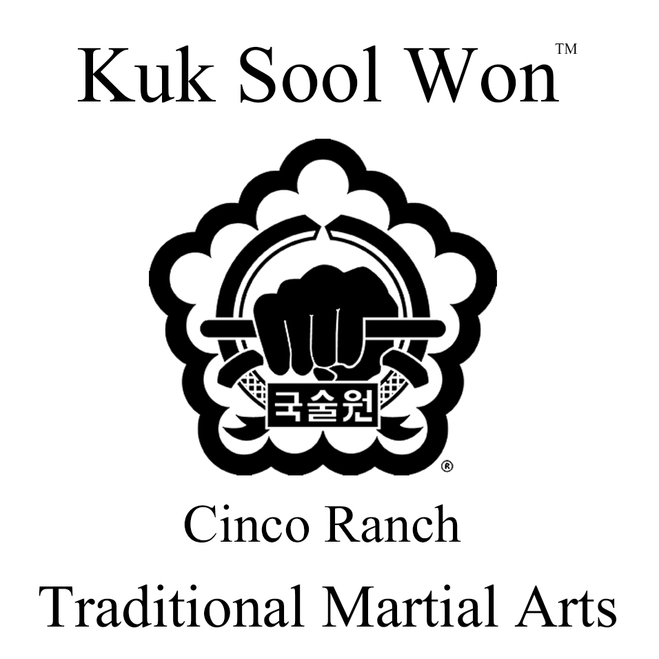 Kuk Sool Won of Cinco Ranch Traditional Martial Arts Logo