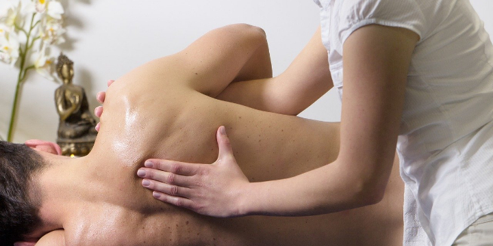 Individual 60 min. Sports Massage $70 Special offer image