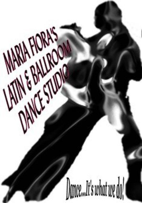 Maria Fioras Dance Studio Logo