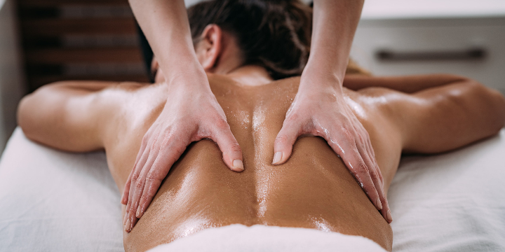 Limited offer: 19%  OFF a Full Body Massage* (For NEW Client's) - Partner Offer Image