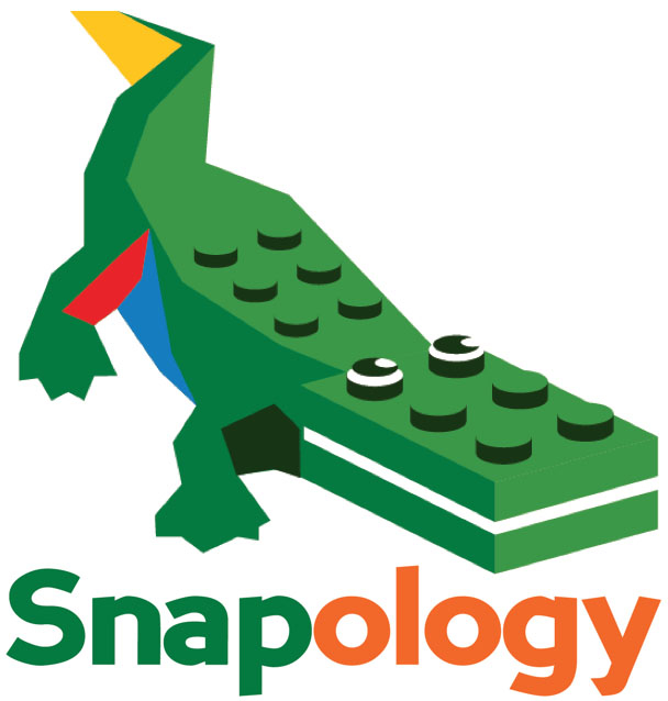 Snapology of Lancaster and Reading Logo