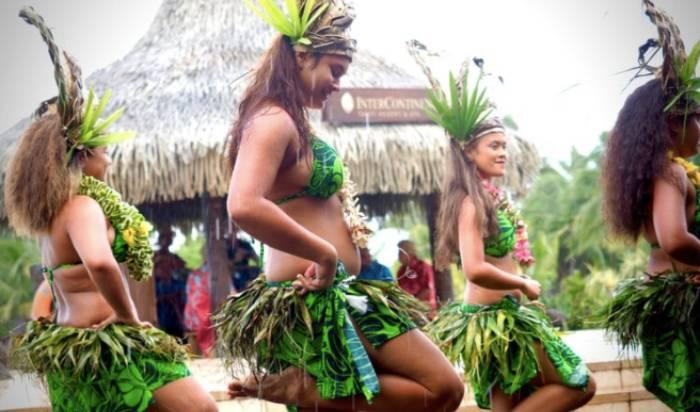 Polynesian Dance image