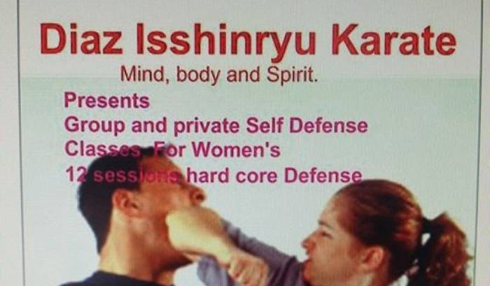 Self-defense image