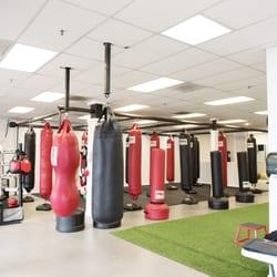 Los Angeles KO Boxing Club and Training Studio Logo