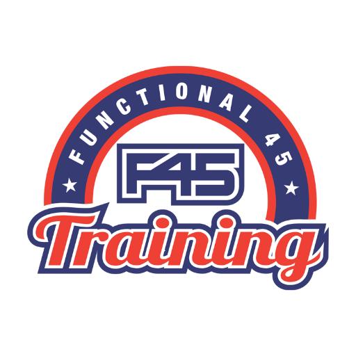 F45 Training Downtown Minneapolis Logo