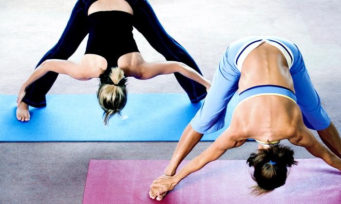 Bikram Yoga Coquitlam Logo