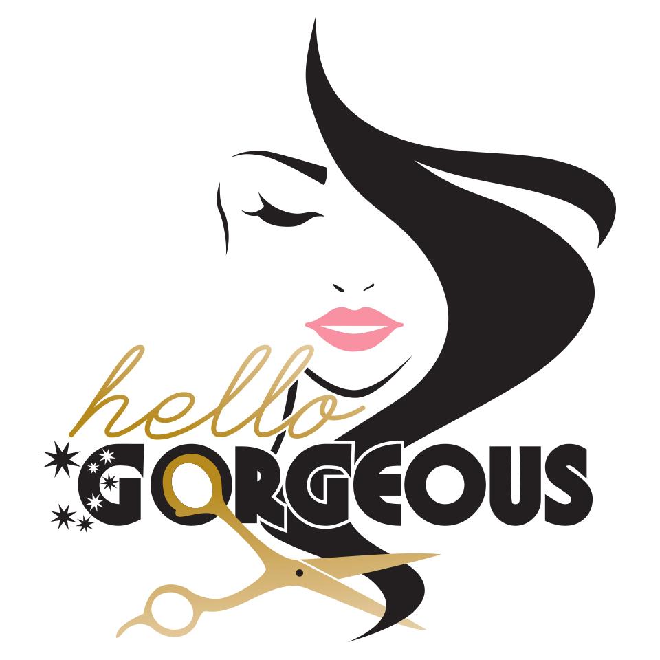 Hello Gorgeous Salon & Mini Spa, LLC Logo