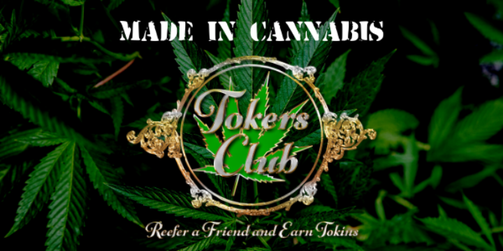 Join The Tokers Club and Earn 200 Tokins offer image