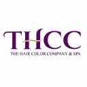 The Hair Color Company Salon and Spa Logo