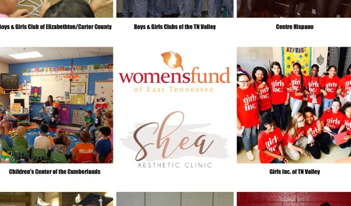 Shea Aesthetic Clinic Partner's with the Women's Fund of East Tennessee article image