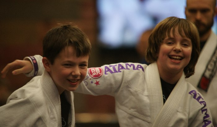 GIVE YOUR KIDS THE LIFELONG GIFTS OF PERSONAL SUCCESS, CONFIDENCE, DISCIPLINE, AND SELF-DEFENSE article image