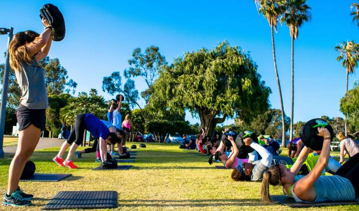 San Diego Core Fitness BootCamp & Virtual Training About Us Image