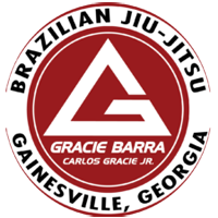 Gracie Barra Gainesville Logo