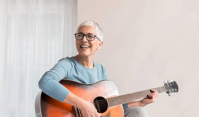 Guitar lessons image