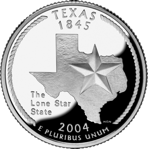 The GEM of the Lone Star State Logo