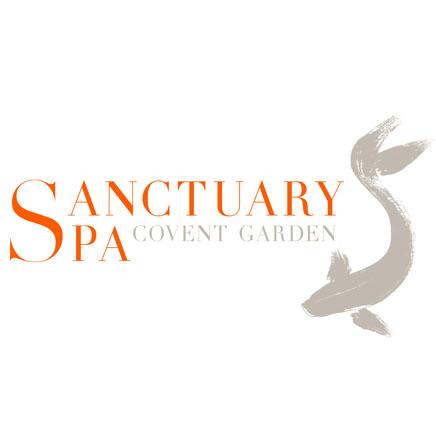 The Sanctuary Spa Logo