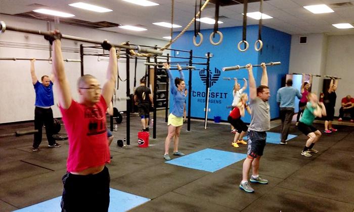CrossFit Resurgens Atlanta Logo