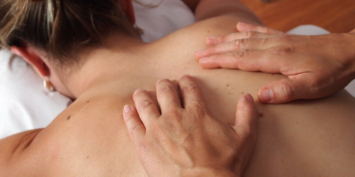 Free Massage - Partner Offer Image